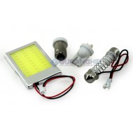 COB Dome / Cabin Light 26mm*40mm 27 Leds